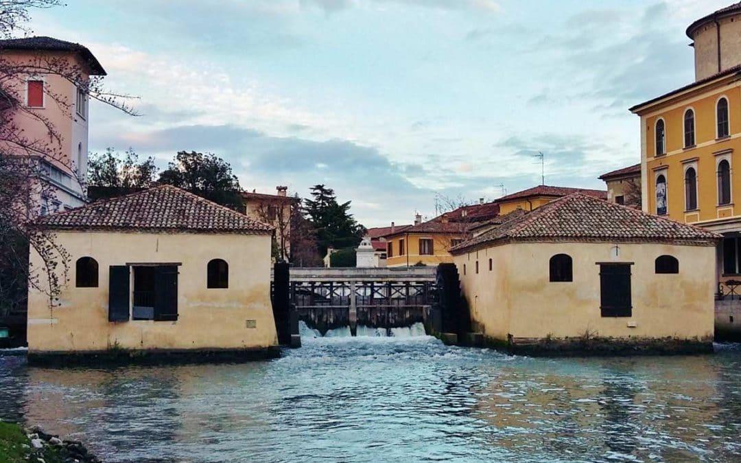 Cosa vedere a Portogruaro: i mulini di Sant'Andrea