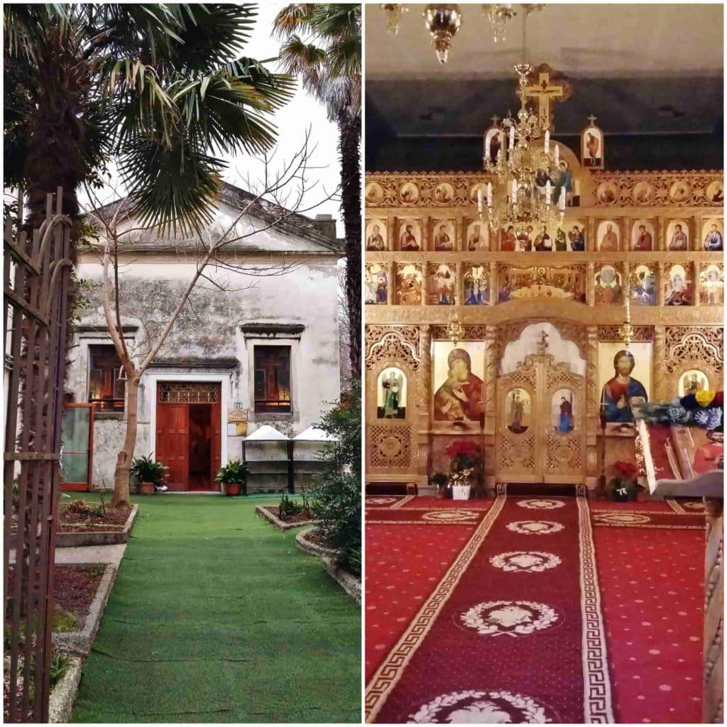 Chiesa ortodossa San Saba Monaco a Portogruaro