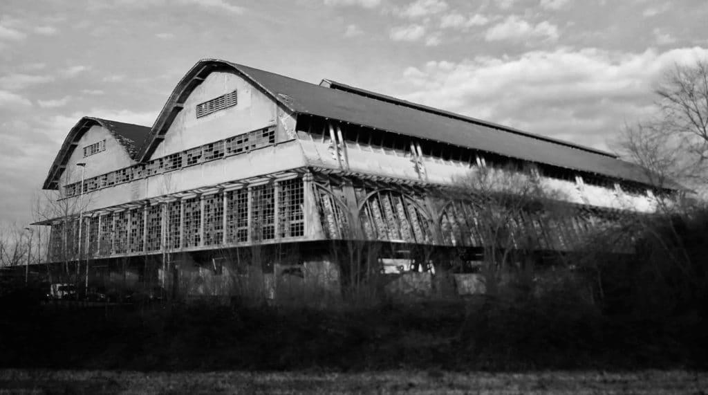 L'ex fabbrica Perfosfati a Portogruaro