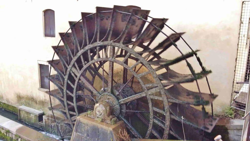 Ruota dei mulini di Sant'Andrea a Portogruaro