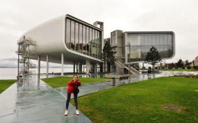 Centro Botín a Santander: il capolavoro di Renzo Piano sospeso sul mare