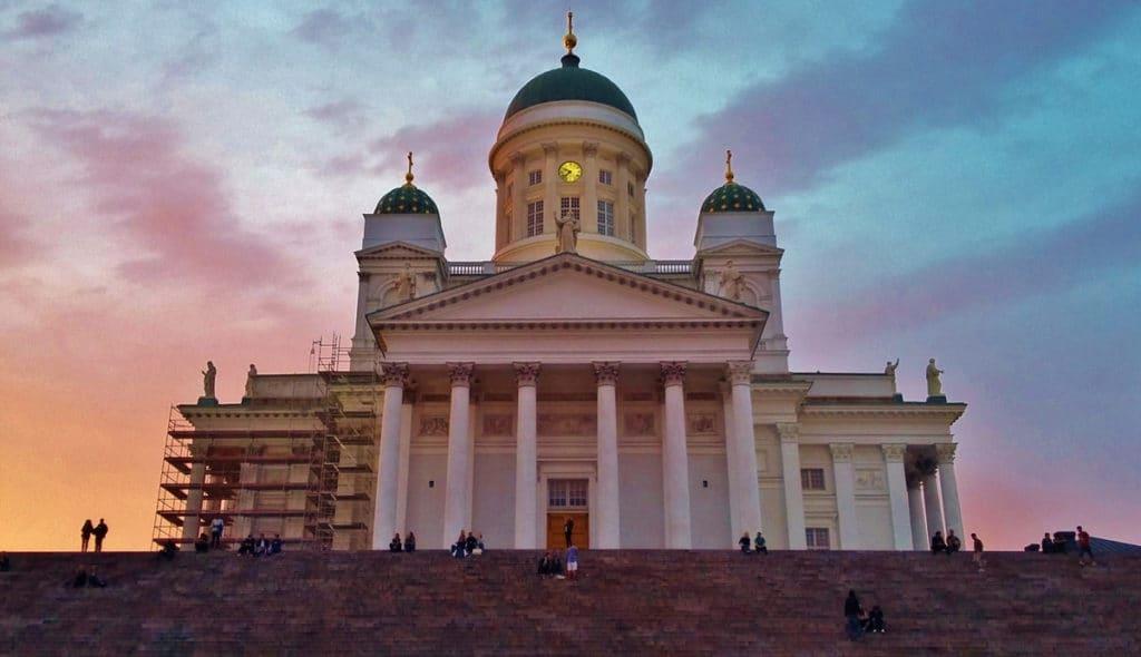 La Cattedrale di Helsinki, Tuomiokirkko