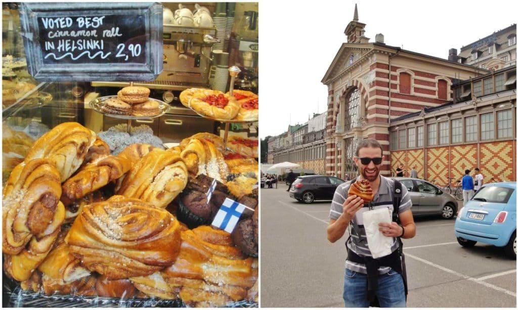 I cinnamon buns di Helsinki