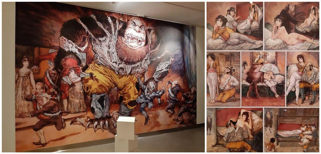 Gradimir Smudja: Francisco Goya