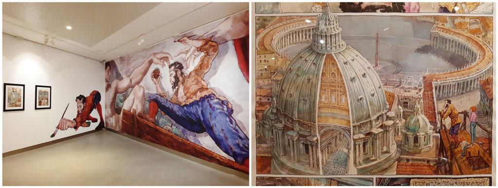 Gradimir Smudja: Michelangelo Buonarroti