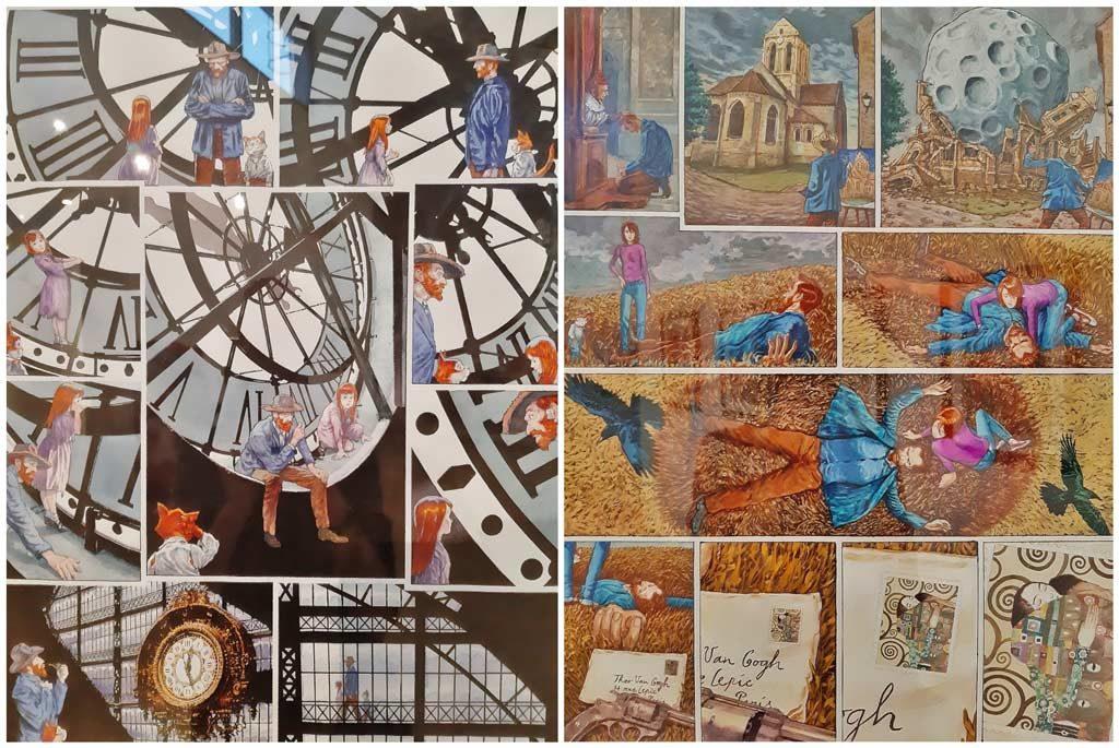Gradimir Smudja: i dipinti di Vincent Van Gogh
