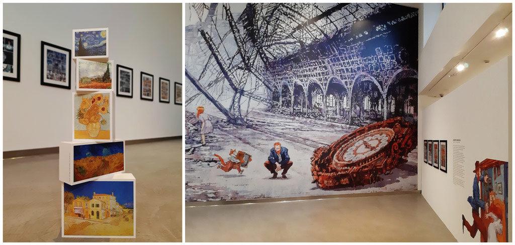 Gradimir Smudja: la sala di Vincent Van Gogh