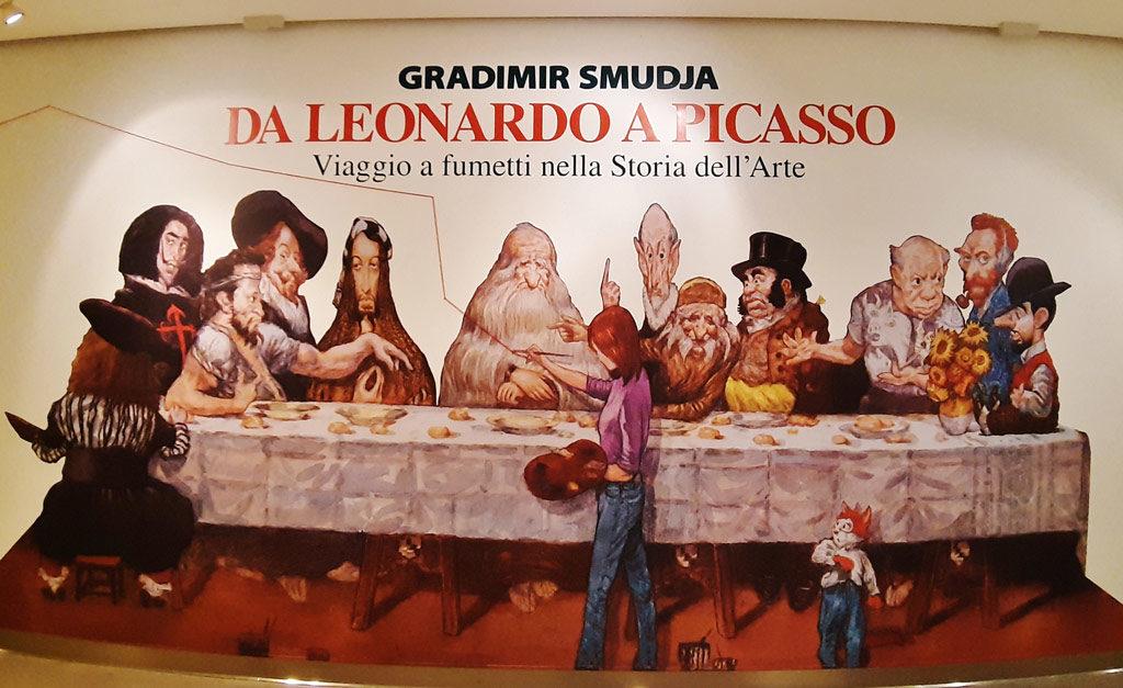 I grandi maestri dell'arte secondo Gradimir Smudja