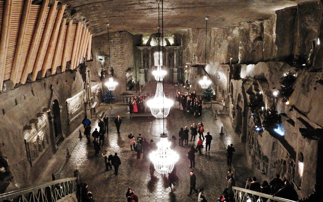 Miniera di sale di Wieliczka: capolavoro alle porte di Cracovia