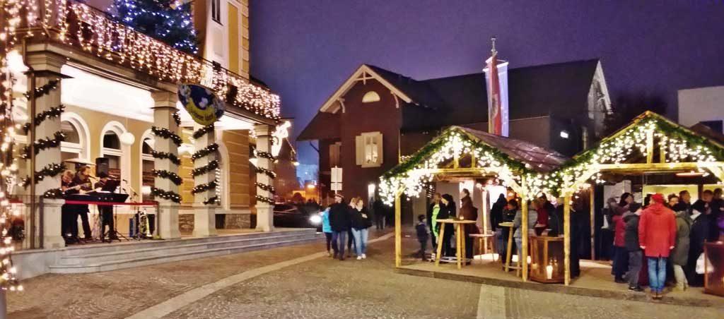 I mercatini di Natale di Velden am Wörthersee